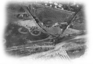 old bcl aerial photo