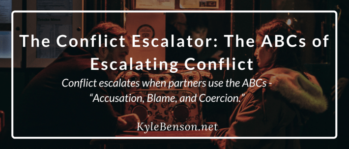 escalating-conflict