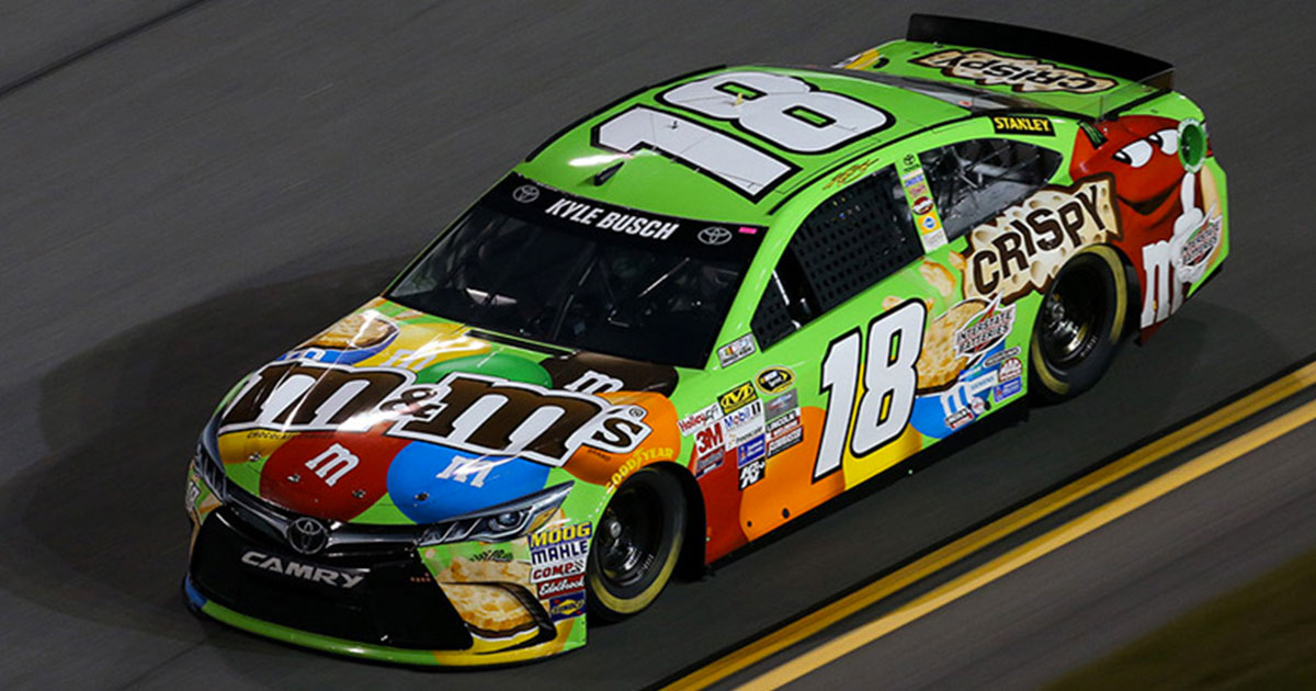 NASCAR, Kyle Busch, Stock Car Racing