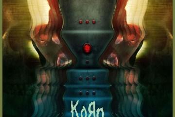 Album cover for Korn's The Paridgm Shift