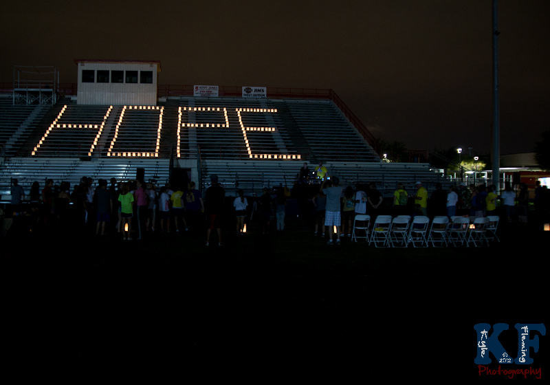 American Cancer Society - Relay for Life - Hope