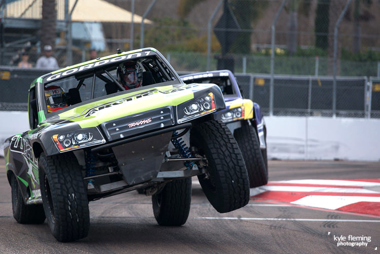 Kyle Fleming Photography - Stadium Super Trucks