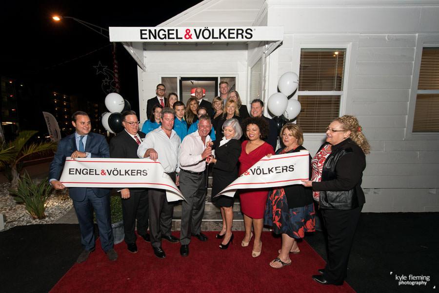 Engel & Volkers Grand Opening