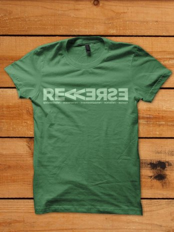 Reverse Retreat shirt