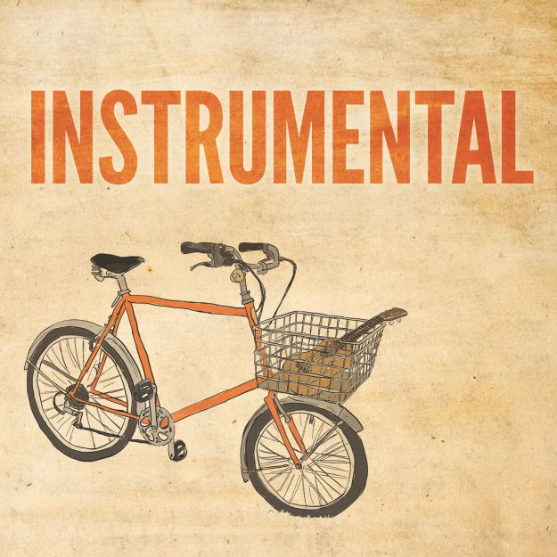 CD Cover of Instrumental CD