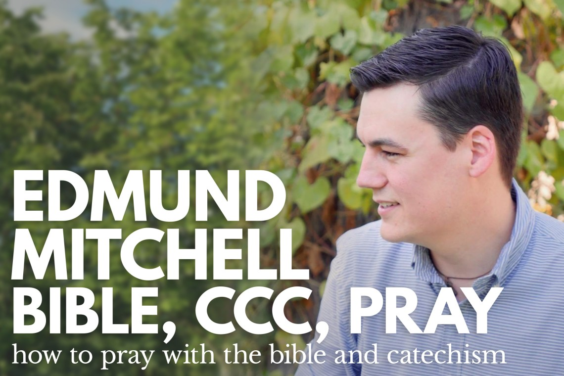 Edmund Mitchell Bible and CCC Resources