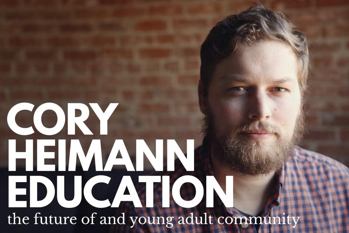 Cory Heimann Education