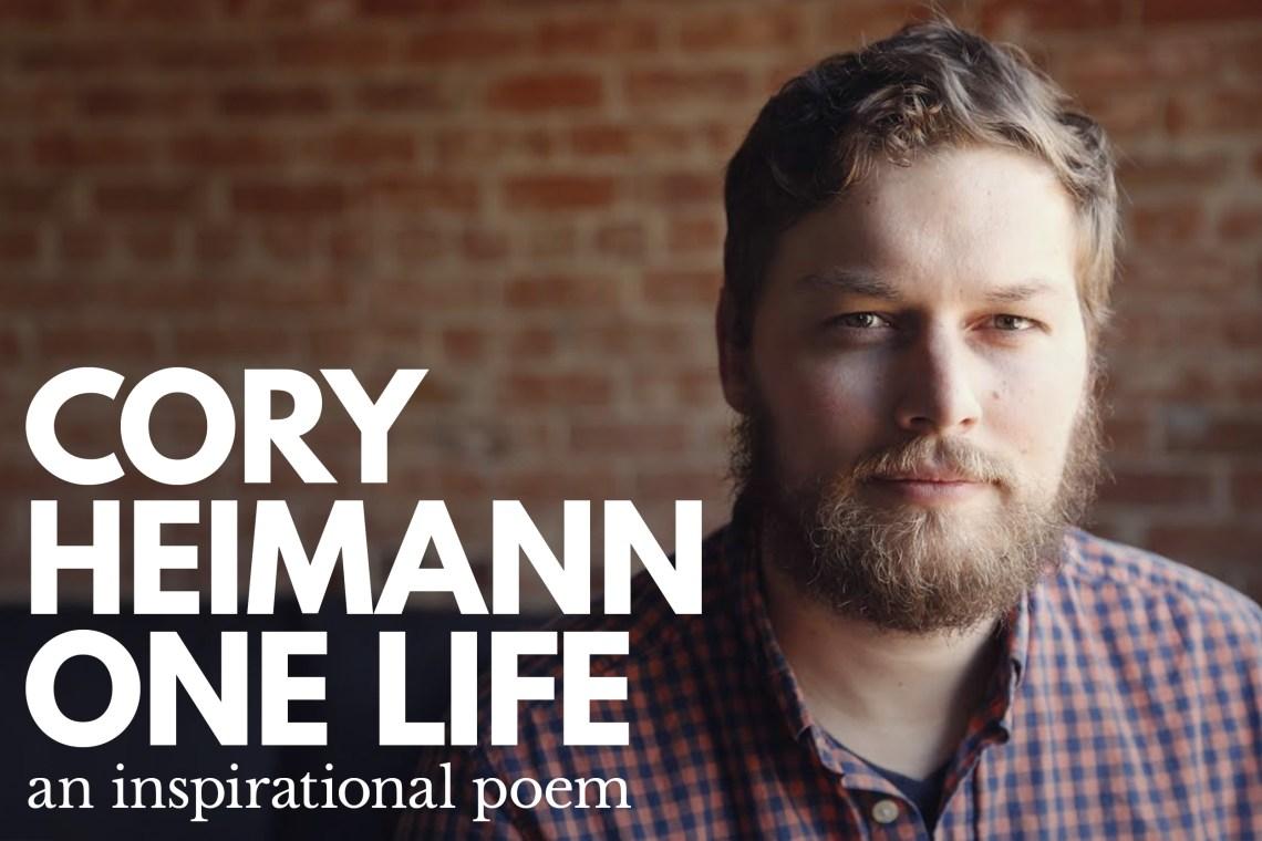 Cory Heimann Poem