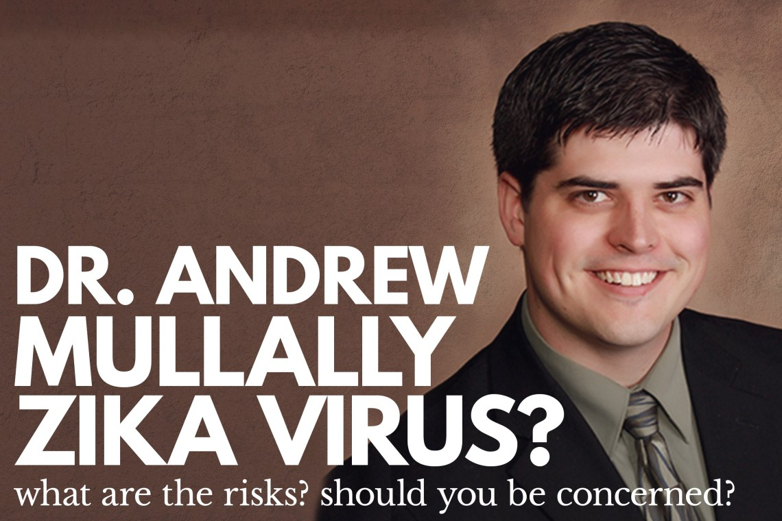 Dr Andrew Mullally Zika