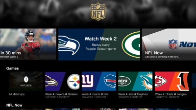 Apple TV features major league sporting apps to watch sporting events live