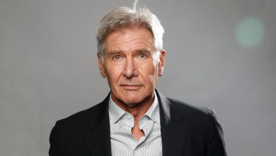 Harrison Ford was 35 years old when he landed his first major movie role.