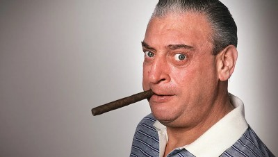 Rodney Dangerfield was 46 years old when he got his first TV break