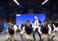 """Teacher nails dance with students. Ron Clark, Teacher, nails dance with students as he """"Bet You Cant Do It Like Me"""""""