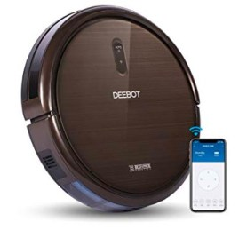 This Ecovacs Deebit Robot Vacuum lets him play Playstation while cleaning the house! It's one of the best gifts for him this year