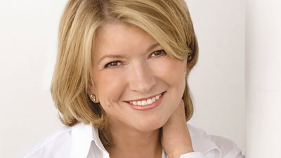 Martha Stewart was 42 years old when she released her first book