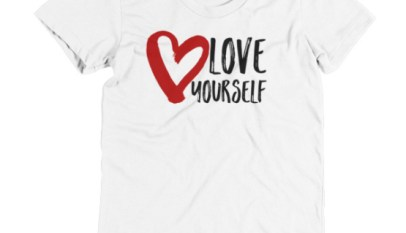 Love Yourself Short Sleeve Unisex T Shirt Kyle Mcmahon