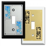 Show Off Your Interests With Custom Designer Switch Plates