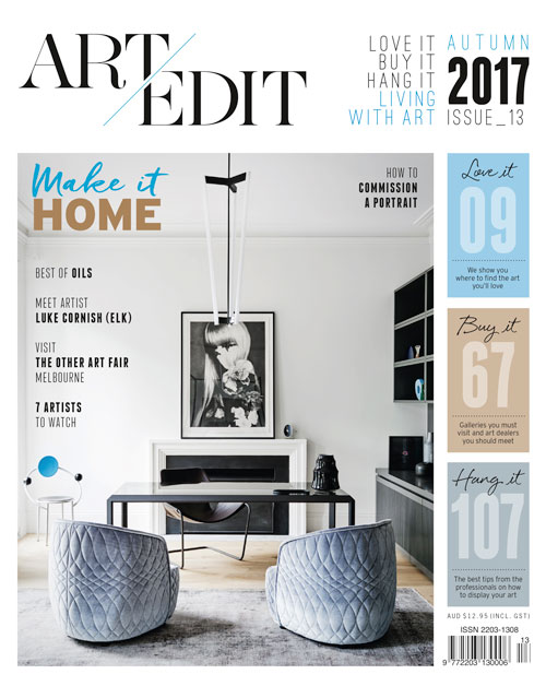 Art Edit Magazine Issue 13 2017