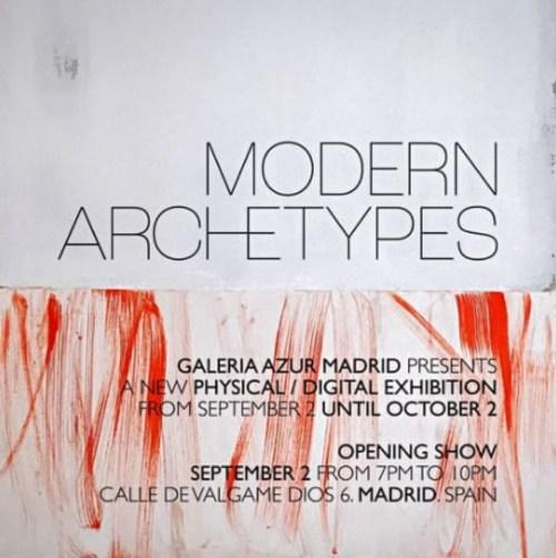 Modern Archetypes, Galeria Azur Madrid