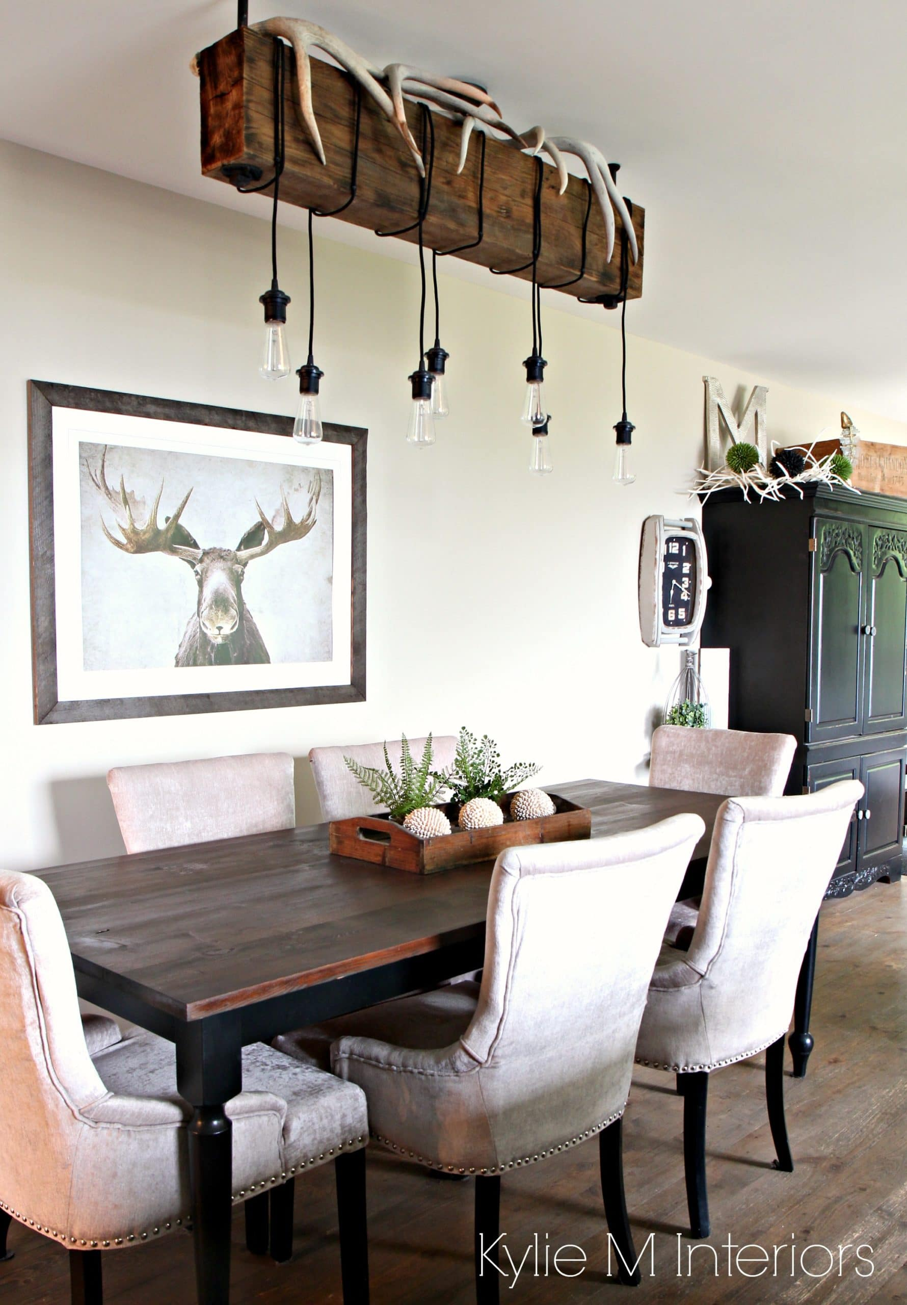 Home Decor For A Hunting Home With Farmhouse Country Style