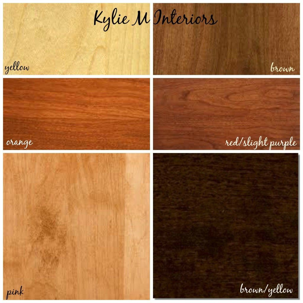 How To Mix And Match Cherry Oak And Maple Wood Stains For