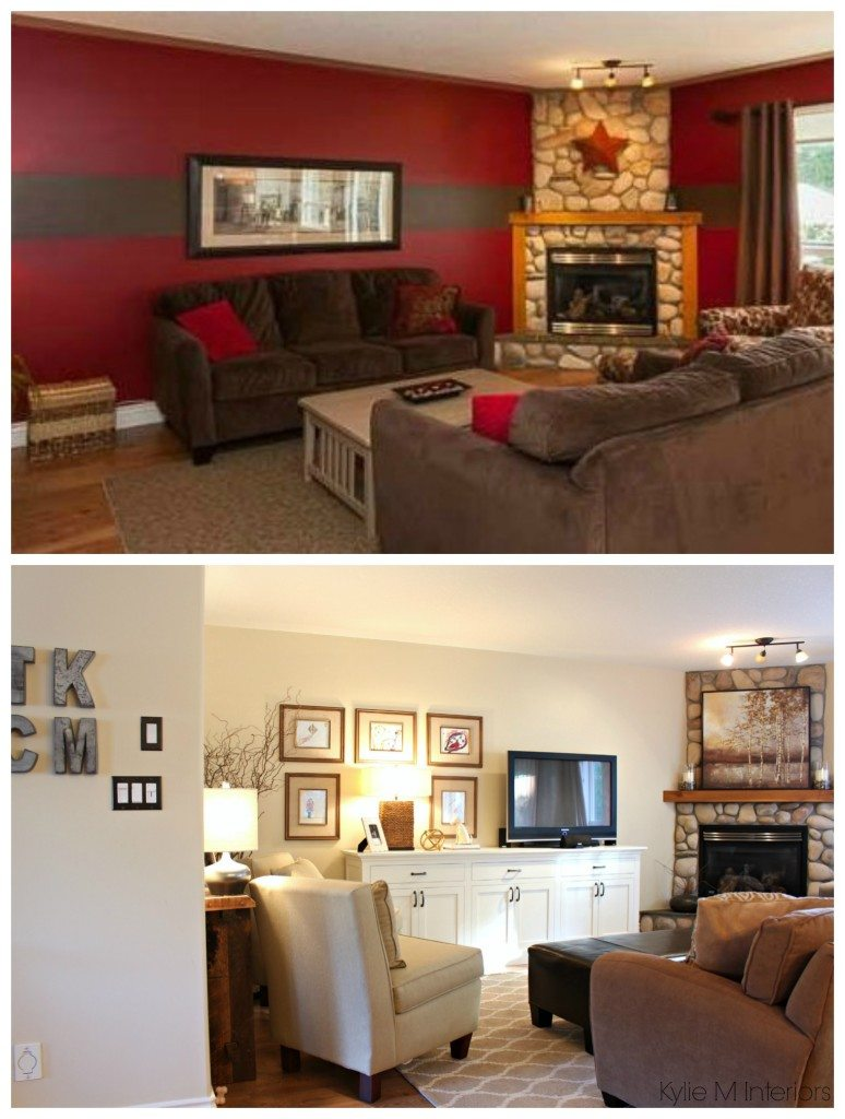 Family Room Country Decorating Ideas