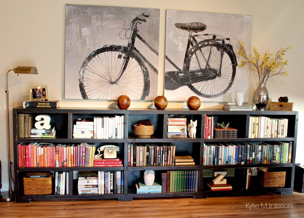 Ideas To Personalize A Home With Home Decor And Books On A