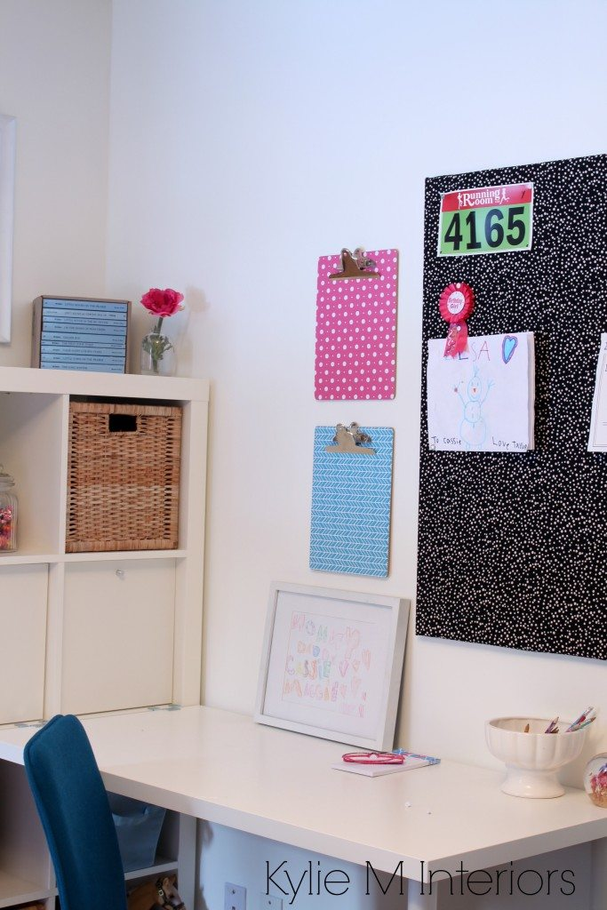 Ideas To Organize Kids Art And School Papers Fabric