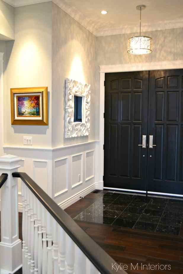 Painting Interior Walls White