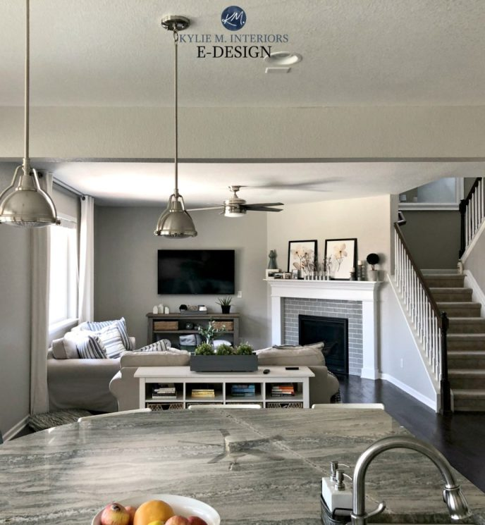 Best Sherwin Williams Gray Paint Color For Kitchen