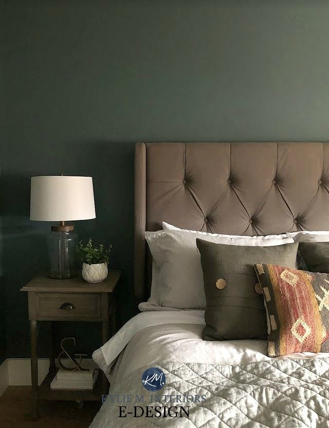 The 10 Best Dark Colours For A Dark Room Or Basement Kylie M Interiors