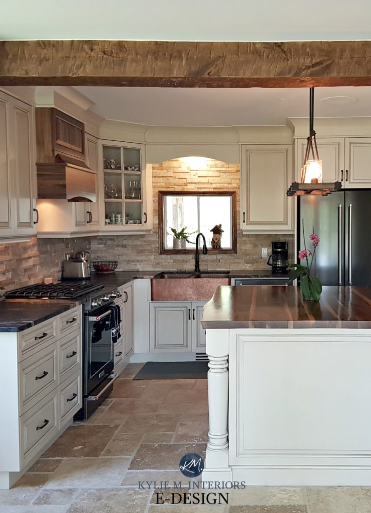 The 4 Best Paint Colours For A Kitchen Island Or Lower Cabinets