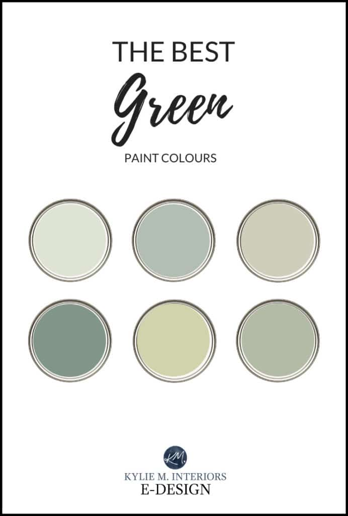 The 7 Best Benjamin Moore Green Paint Colours