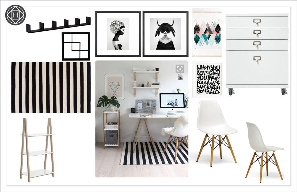 Kylie T Ineriors Office Design 1 Kylietinteriors