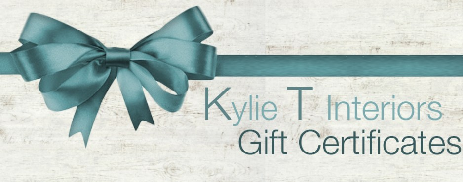 kylie t interiors gift certificates