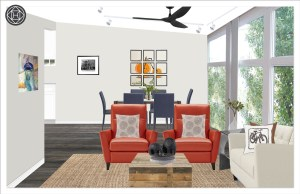Kylie T Interiors Room Design Package
