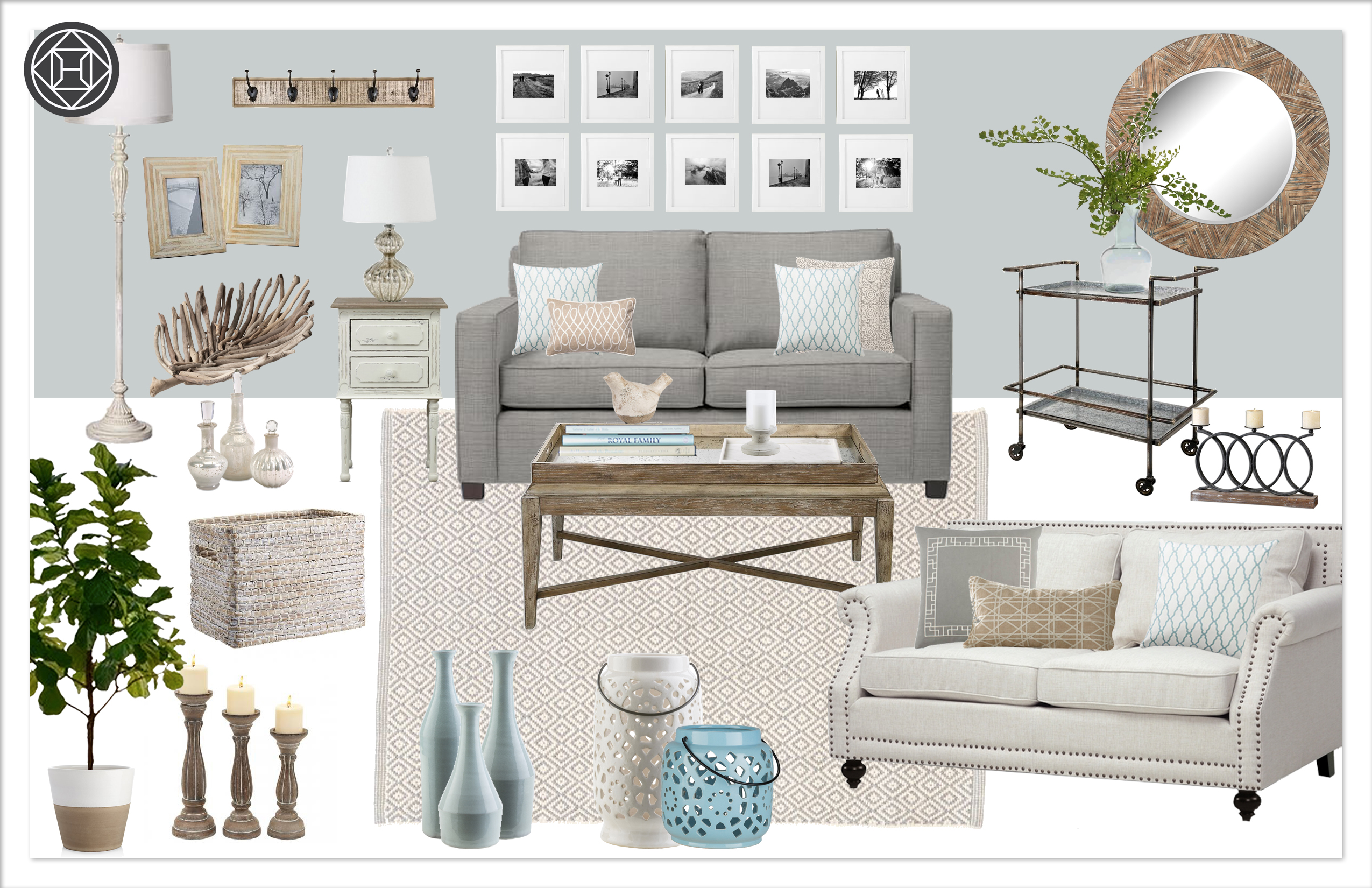 Living Room 10, C1 Kylie T Interiors