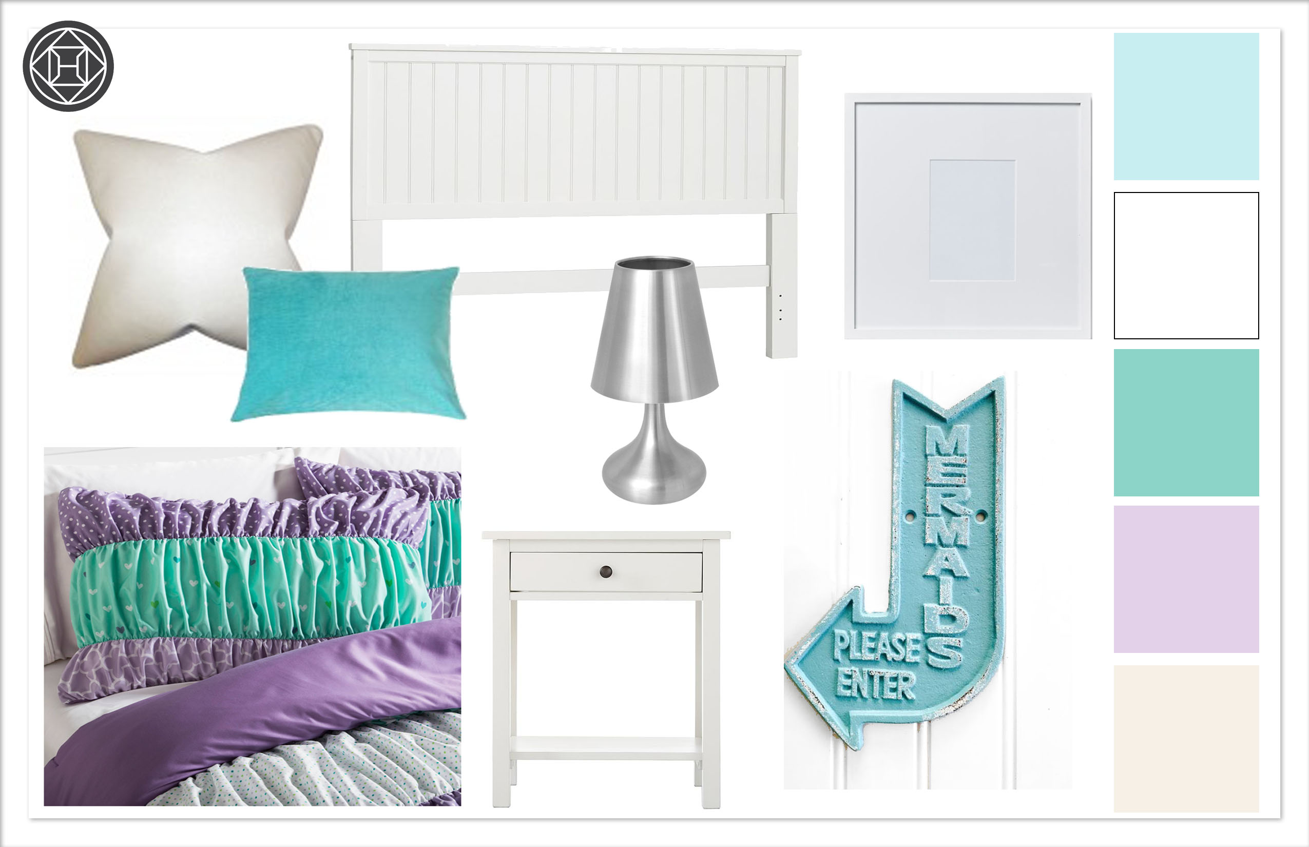 Girls Bedroom 2, MB1 Kylie t interiors