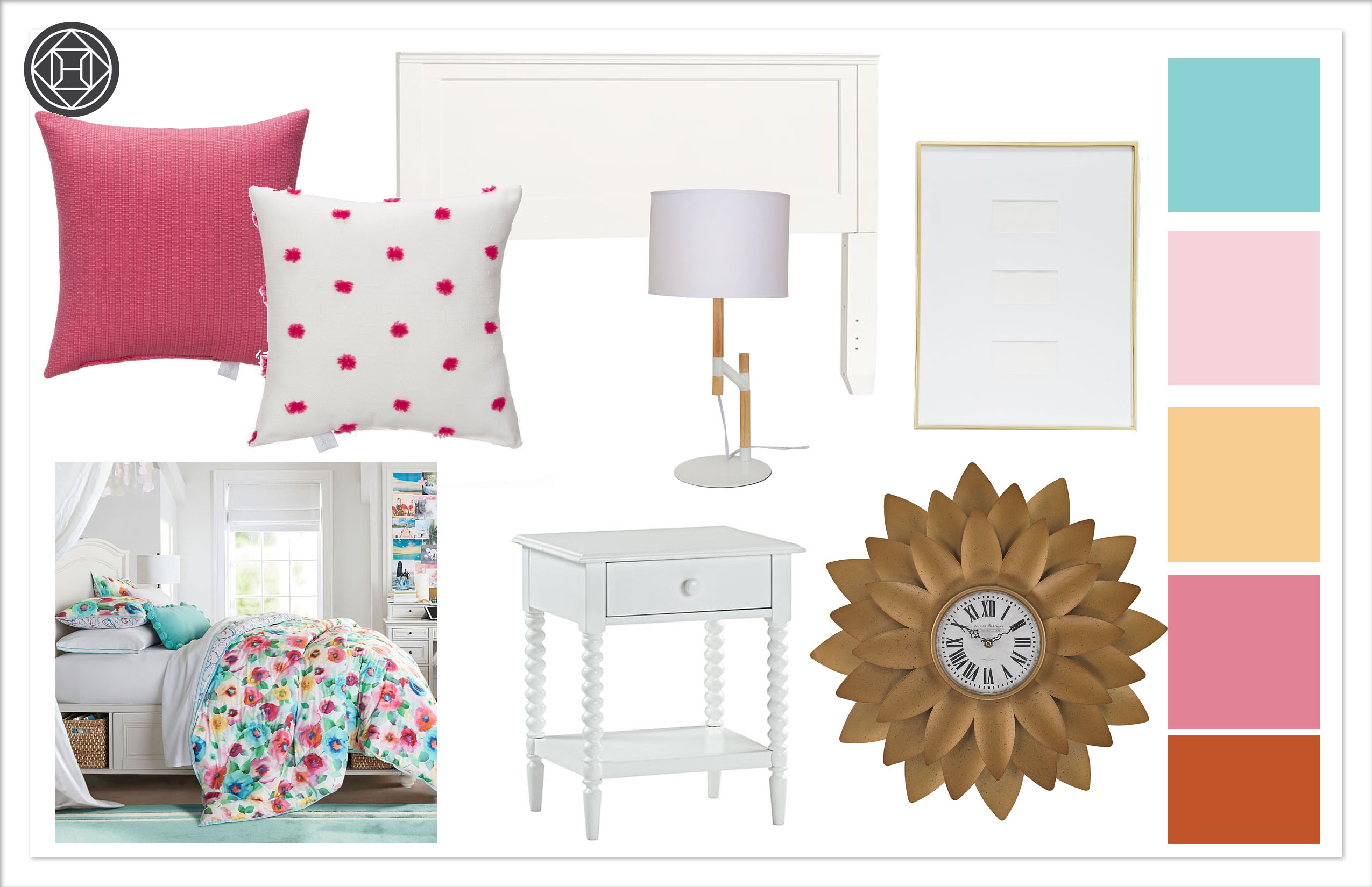 Girls Bedroom 2, MB2 Kylie t interiors