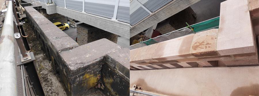 Sanierung/Restaurierung Kaiser-Wilhelm-Brücke, Cochem