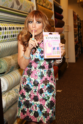 Jill Zarin wears the Kymaro New Body Shaper!