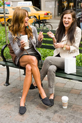 Kelly Bensimon enjoys Kymaro!