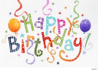 Birthday - kyb1005