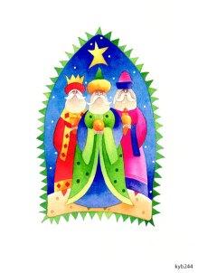 Christmas - kyb244