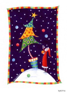Christmas - kyb311a