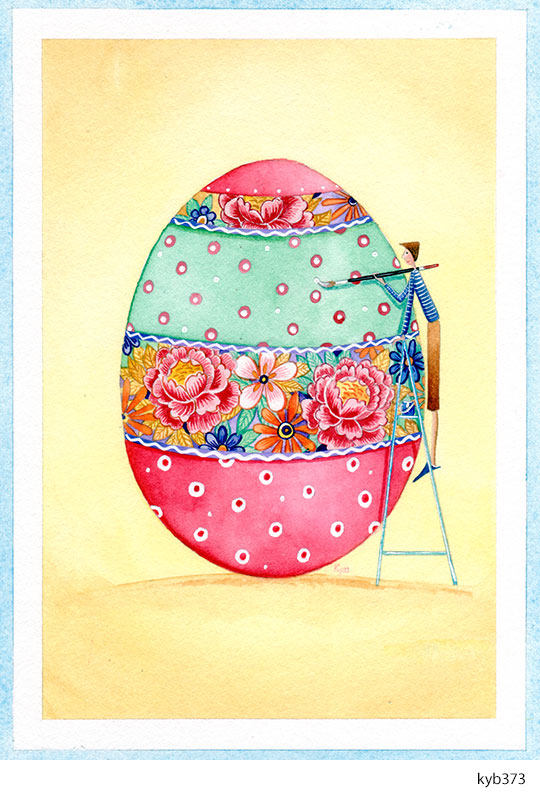 Easter - kyb373
