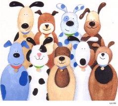 Furry Friends - kyb386