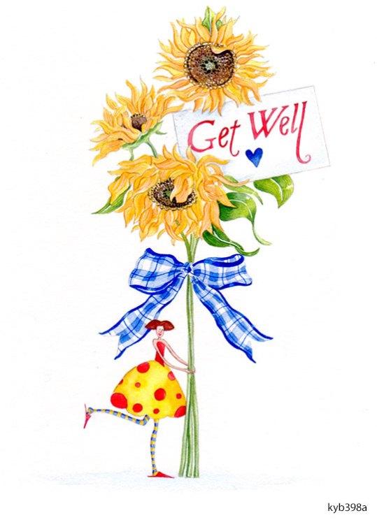 Get Well Soon - kyb398a