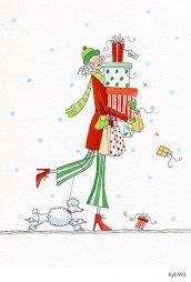 Frantic Christmas - kyb593