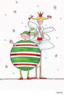 Lollystick Elves and Fairies - kyb598